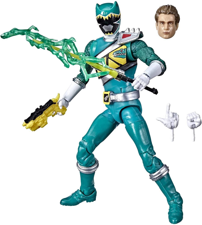 Nuevas figuras de Power Rangers Lightning Collection. 4