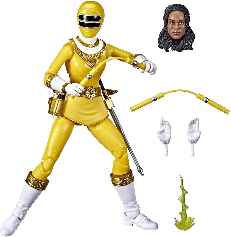 Nuevas figuras de Power Rangers Lightning Collection. 13