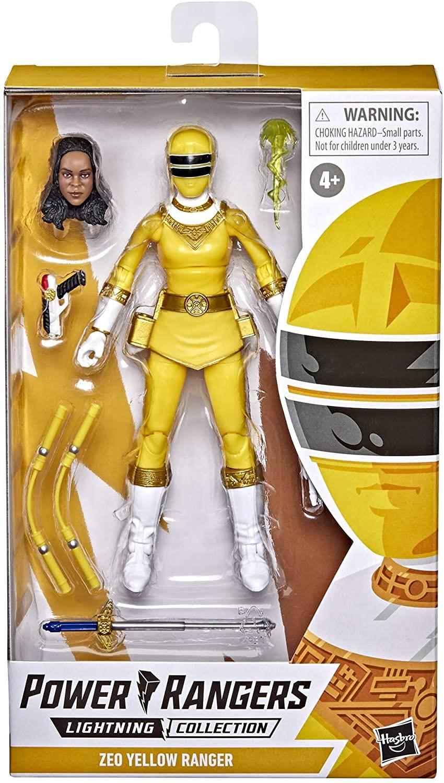 Nuevas figuras de Power Rangers Lightning Collection. 12