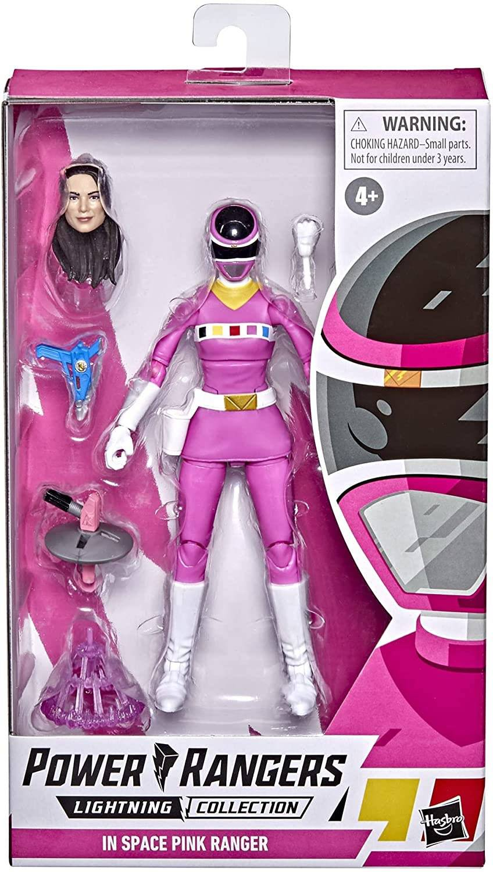 Nuevas figuras de Power Rangers Lightning Collection. 6