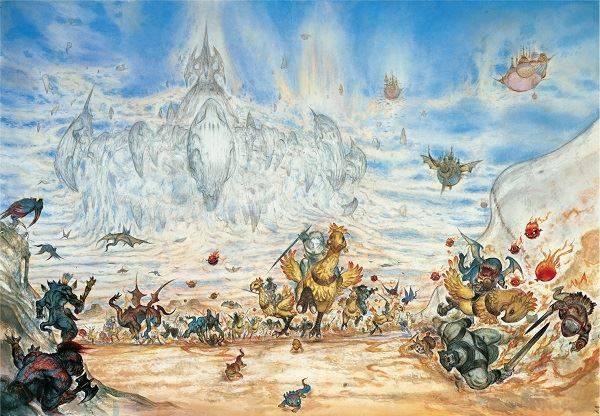 Square Enix celebra el 20 Aniversario de Final Fantasy XI 2