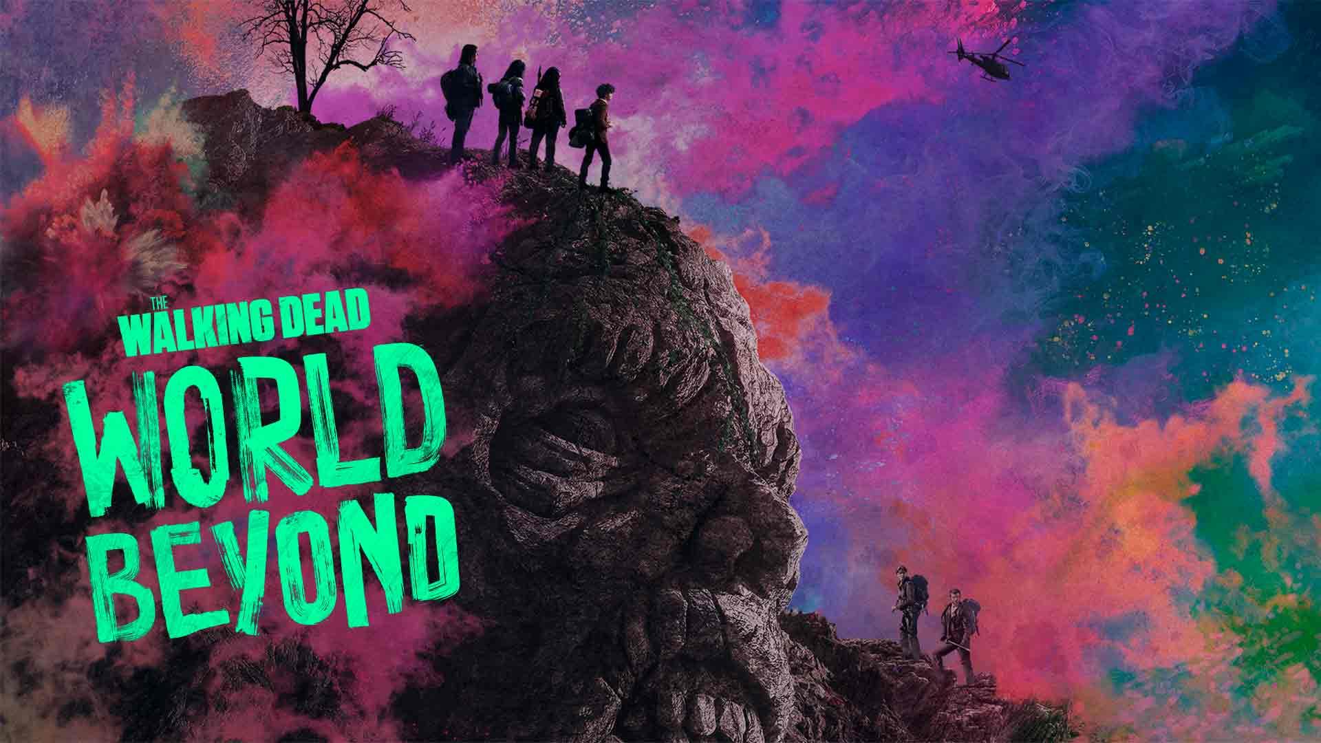 AMC presentara el día de mañana avances de Fear The Walking Dead y The Walking Dead: World Beyond en la Comic Con 2021