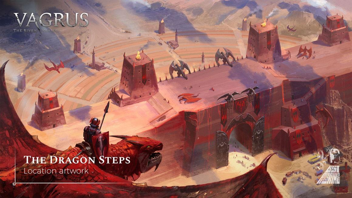 Vagrus: The Riven Realms, conoce este RPG post-apocalíptico por turnos que llegará a Steam 4