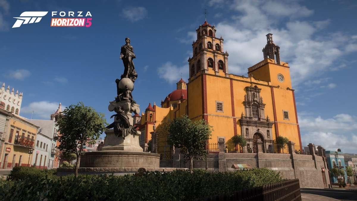 Forza Horizon 5: Conoce los 5 Biomas ubicados en México 10
