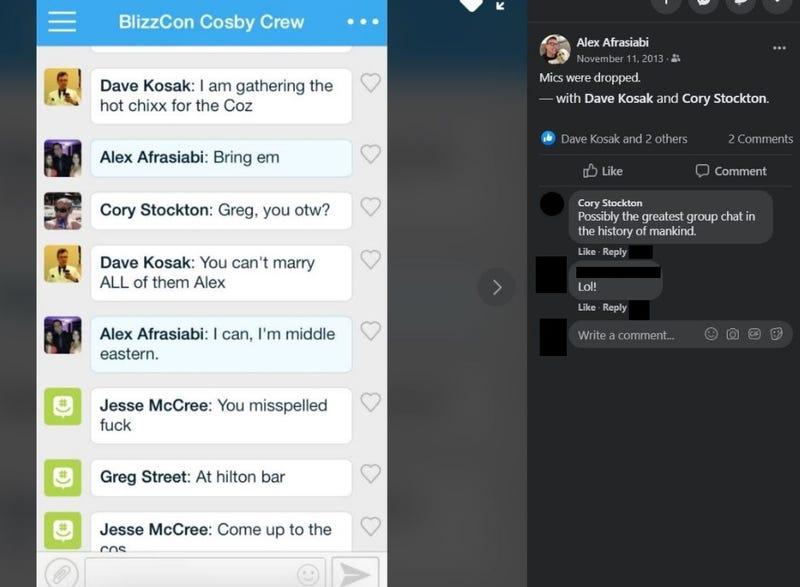 "Activision-Blizzard: Surgen detalles de la infame ""Bill Cosby Suite"" durante la BlizzCon 2013 3"