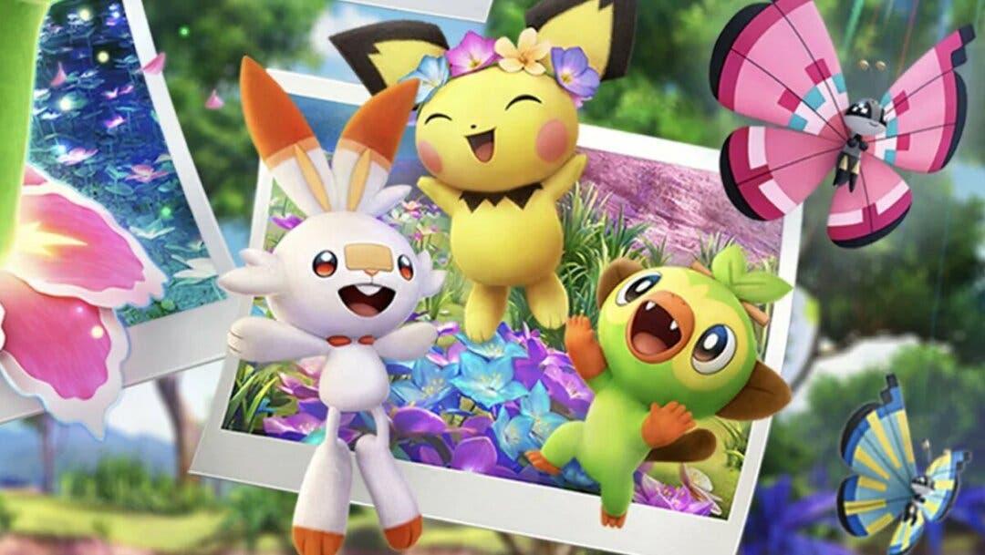 New Pokémon Snap anuncia un DLC gratuito en donde podremos explorar nuevas zonas y podemos encontrar mas criaturas para fotografiar.