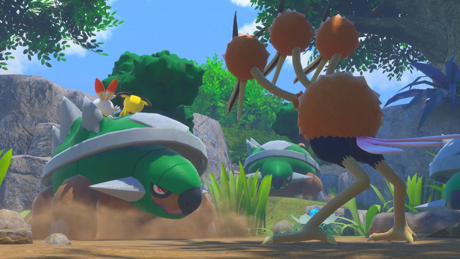 New Pokémon Snap recibirá nuevo contenido de manera gratuita 3