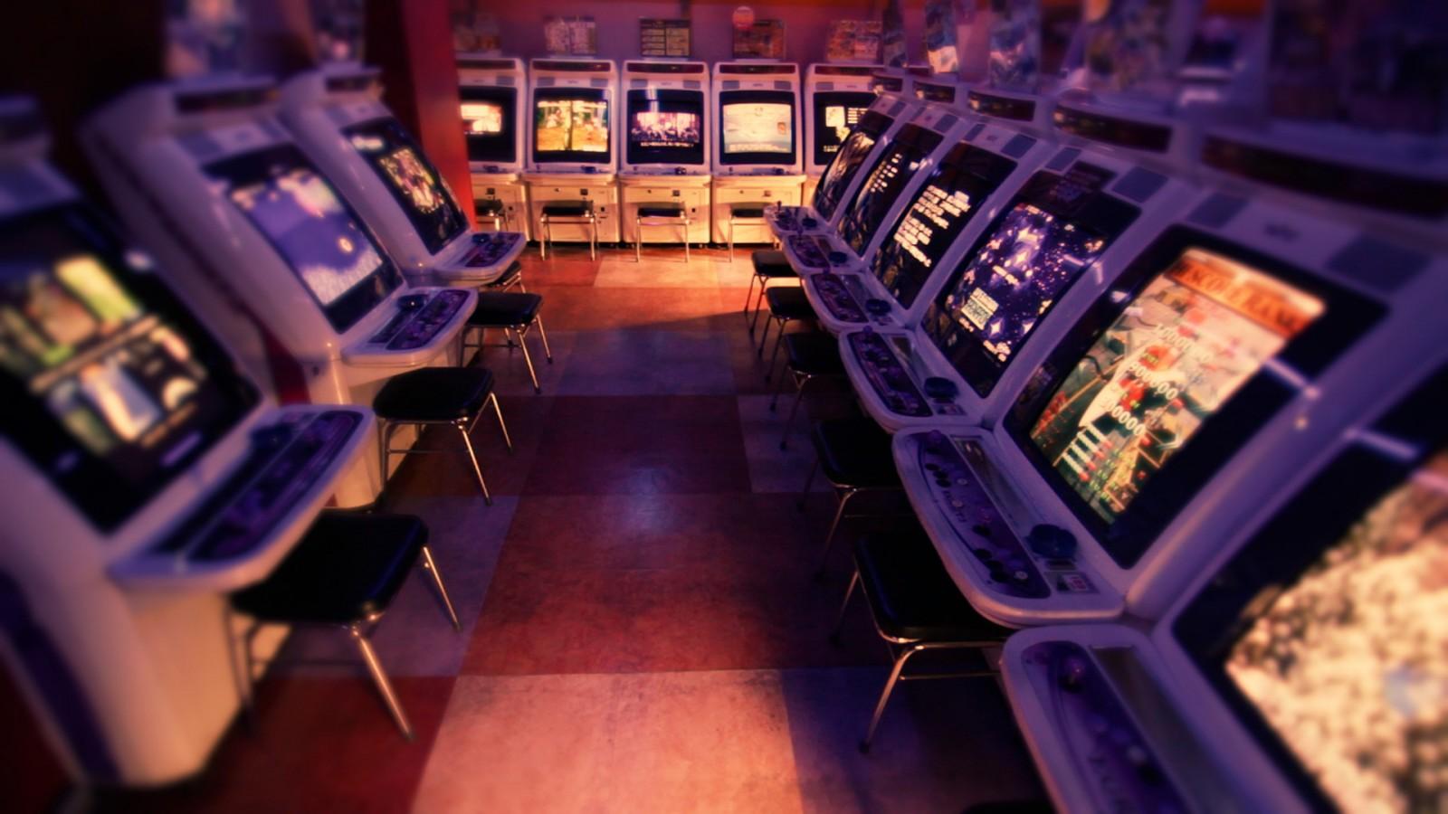 Japon, Arcades, Tokio, Tokyo