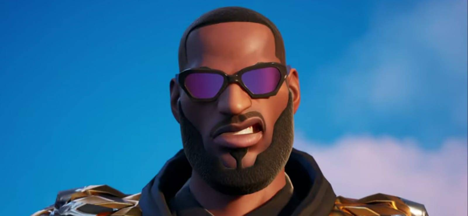 El Rey LeBron James llega a Fortnite 1
