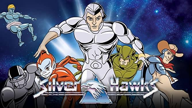 Los Halcones Galacticos, The Silverhawks