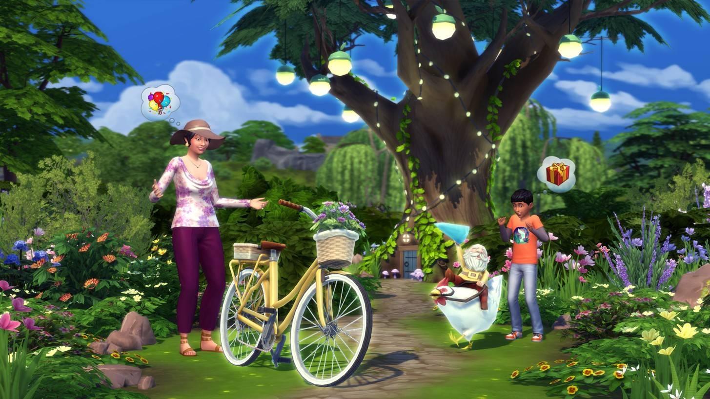 Los Sims, The Sims, Vida en el Pueblo