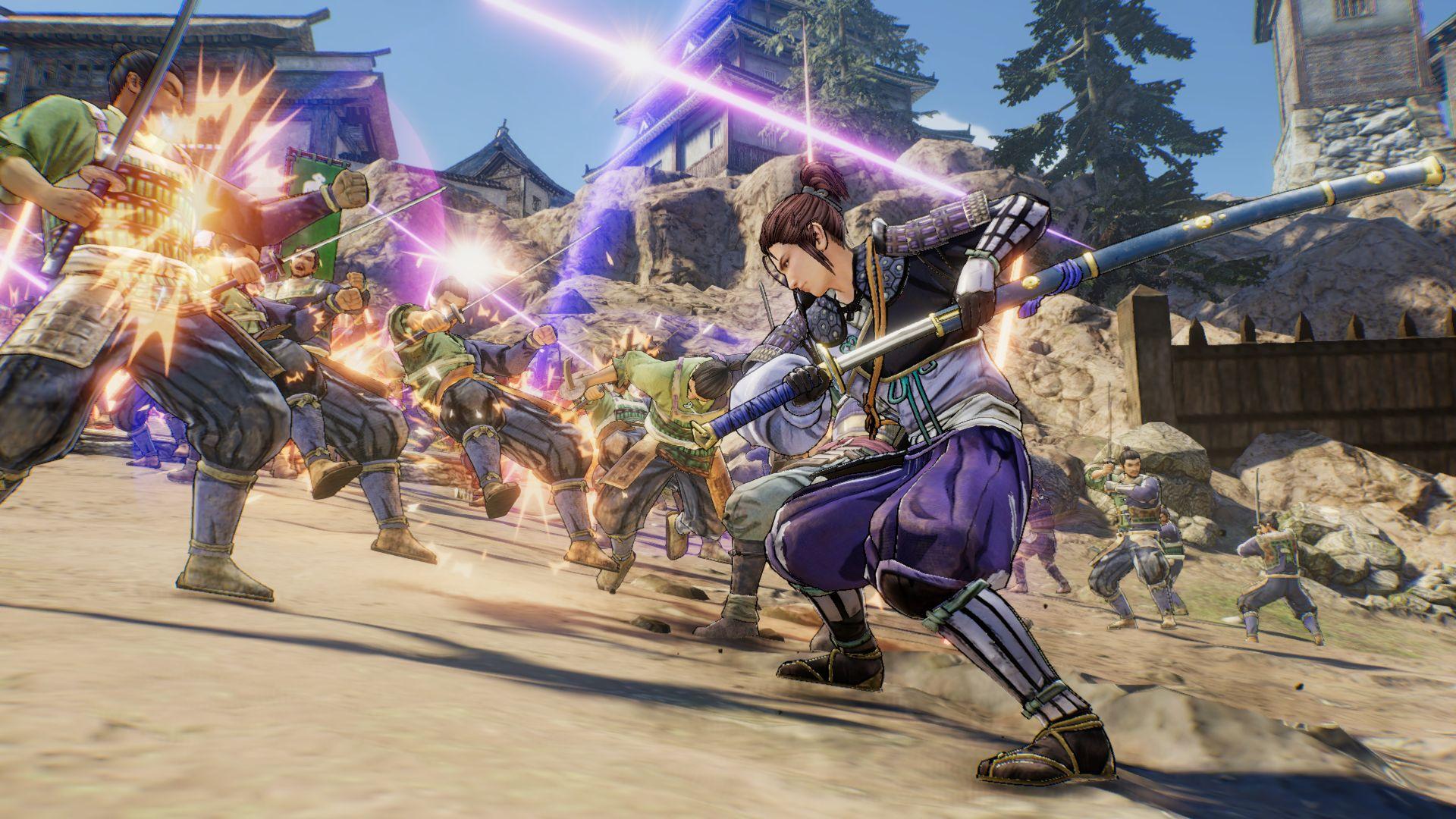 Reseña: Samurai Warriors 5 17