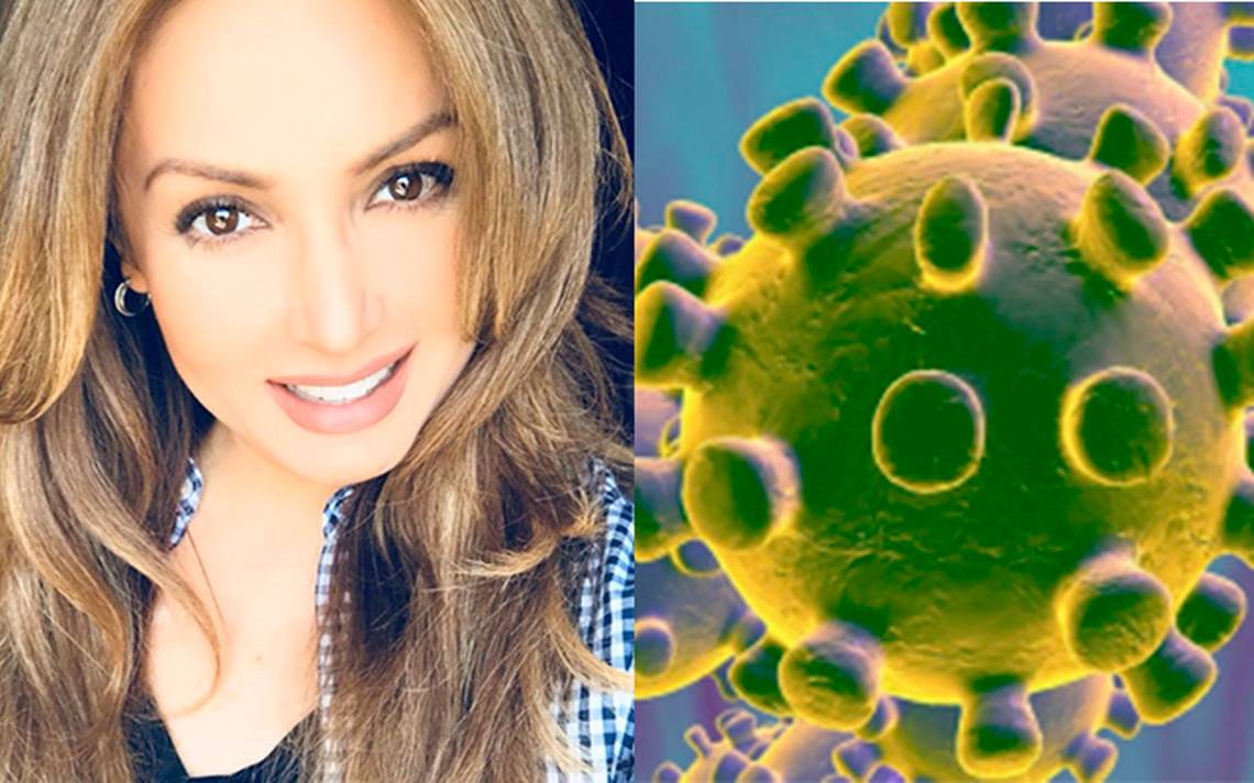 Paty Navidad, Coronavirus (