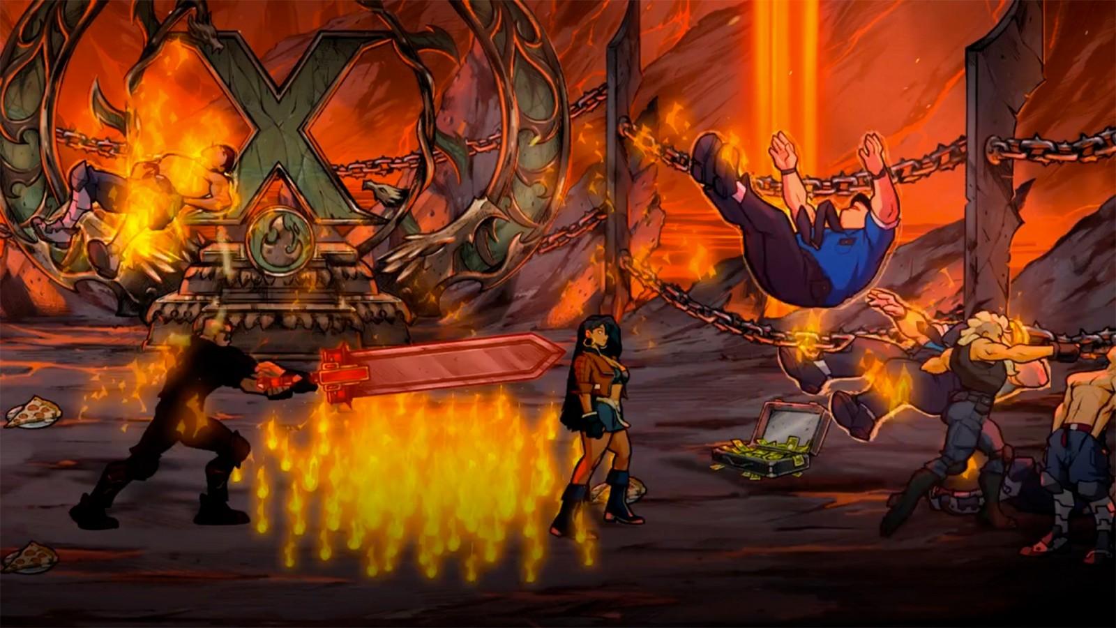 Reseña: Street of Rage 4 + Mr. X Nightmare DLC (Steam) 12