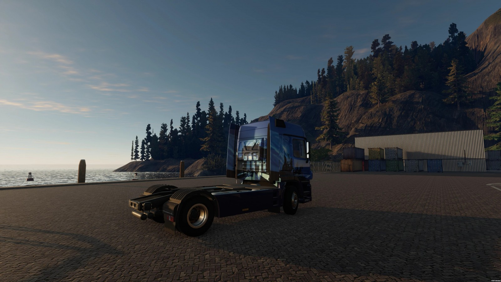Truck Driver Premium Edition llega el 30 de septiembre a PS5 y Xbox Series S/X 1