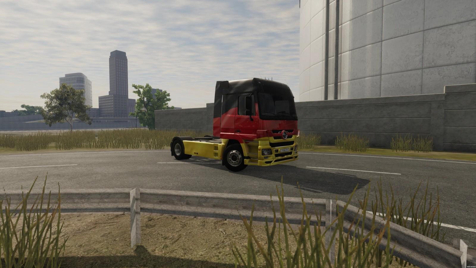 Truck Driver Premium Edition llega el 30 de septiembre a PS5 y Xbox Series S/X 4