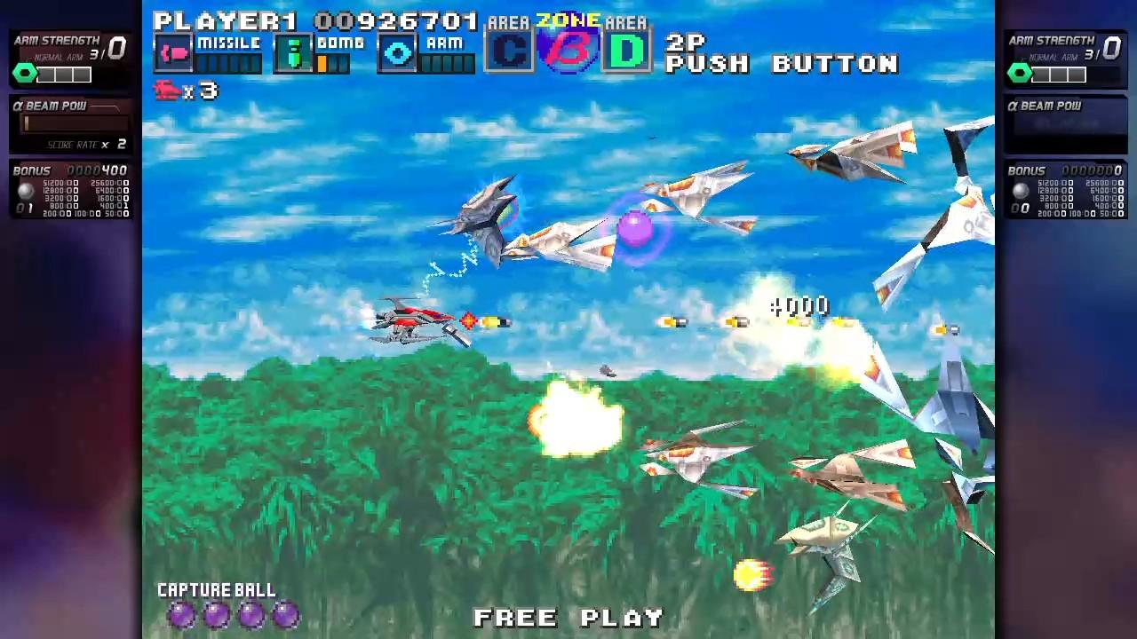 ININ Games revive el clásico G-Darius en su versión HD 5