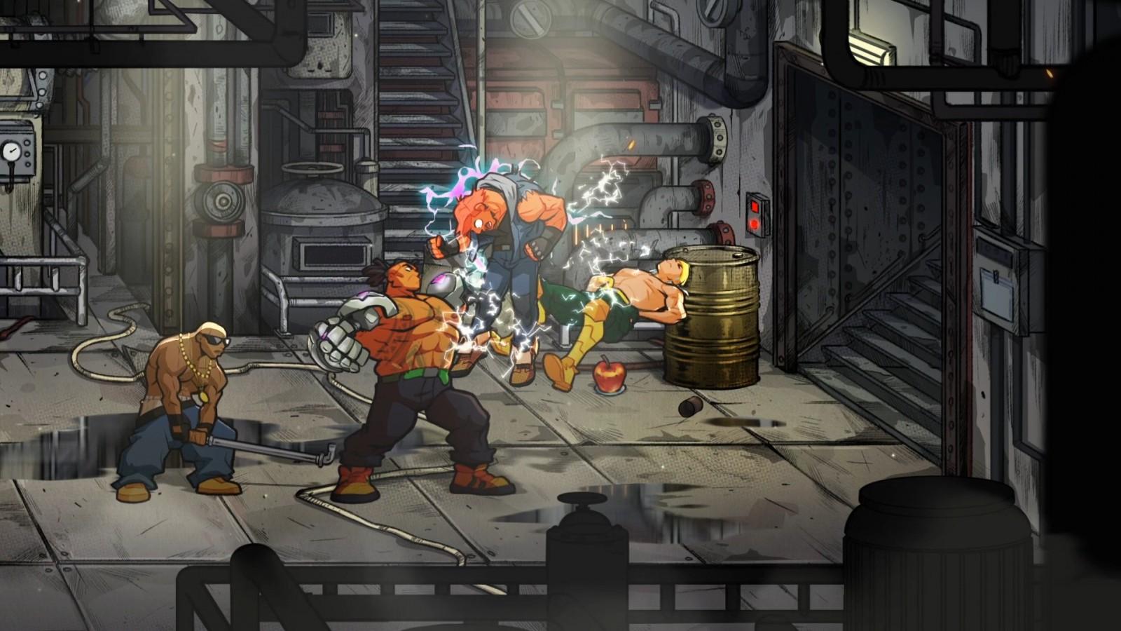 Reseña: Street of Rage 4 + Mr. X Nightmare DLC (Steam) 5