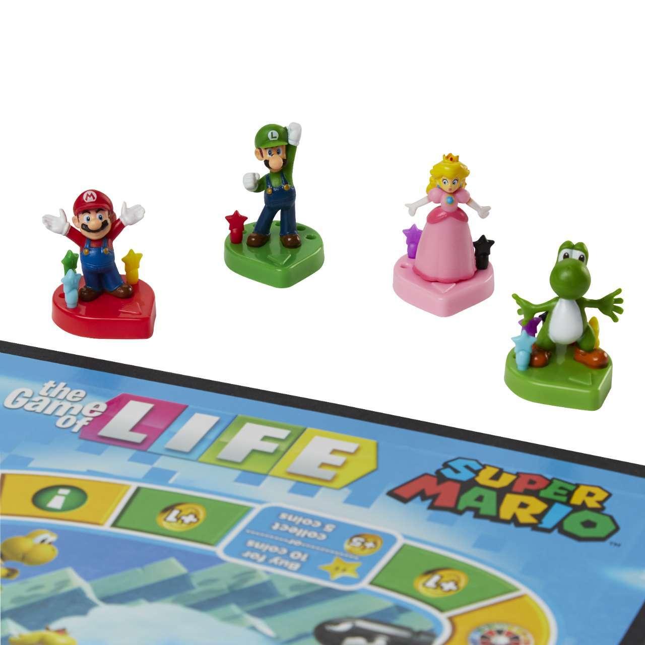 Super Mario, The Game of Life, El juego de la Vida