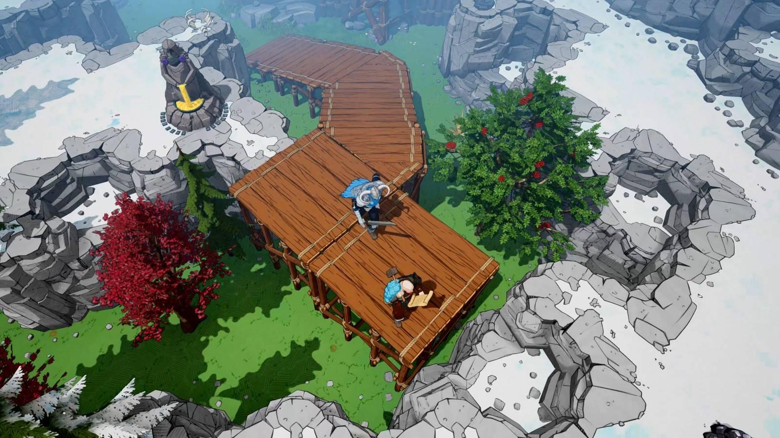State of Play: Tribes of Midgard muestra su contenido por temporadas y roadmap 1
