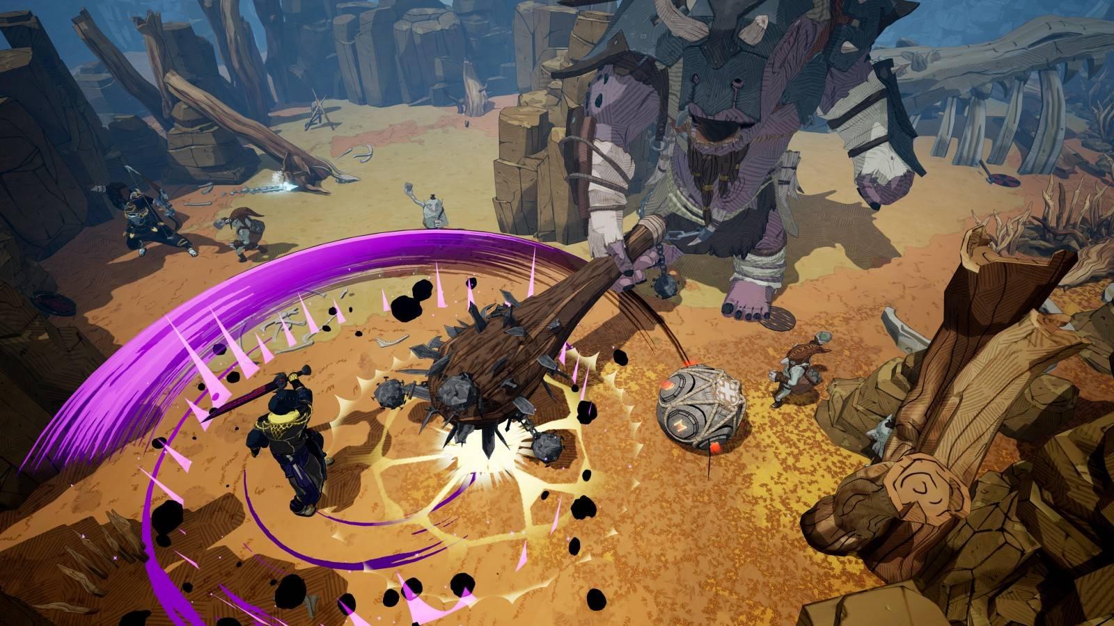 State of Play: Tribes of Midgard muestra su contenido por temporadas y roadmap 7