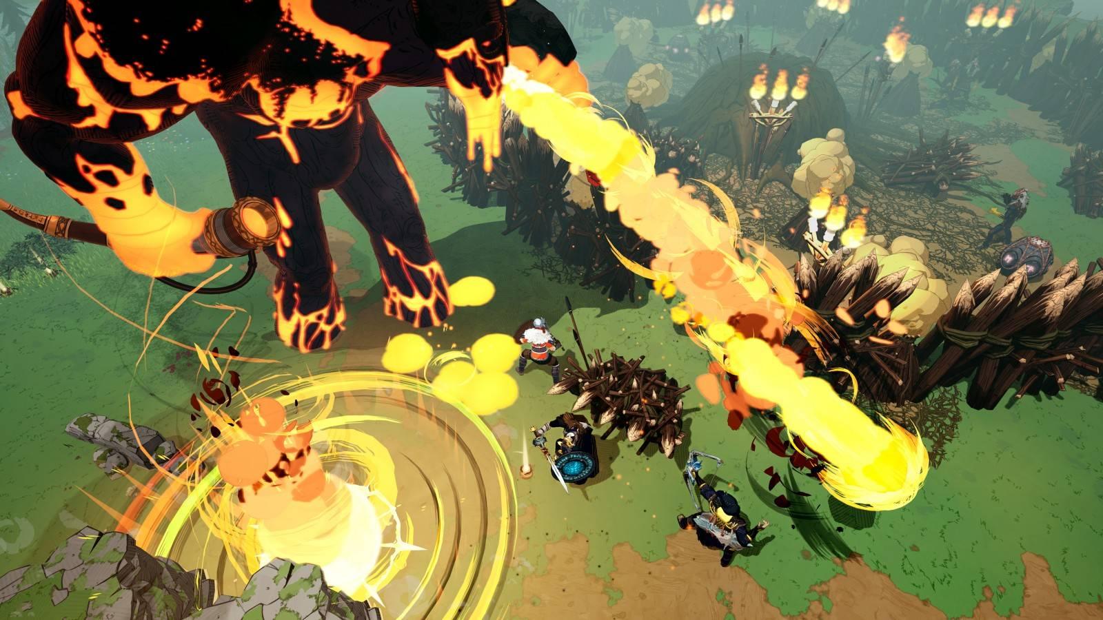 State of Play: Tribes of Midgard muestra su contenido por temporadas y roadmap 6