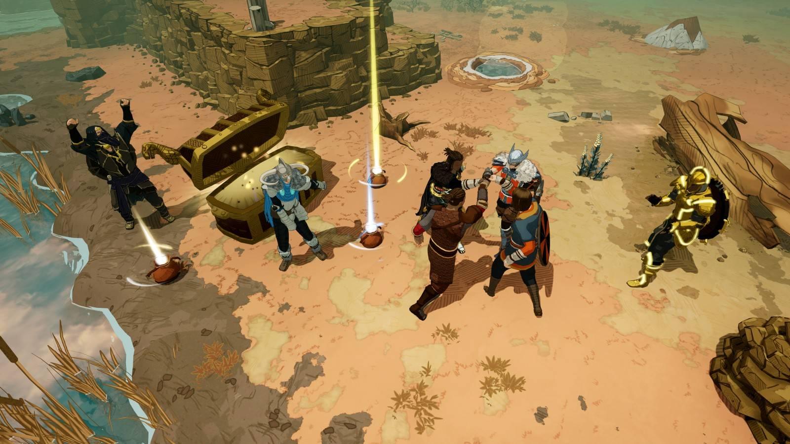 State of Play: Tribes of Midgard muestra su contenido por temporadas y roadmap 5
