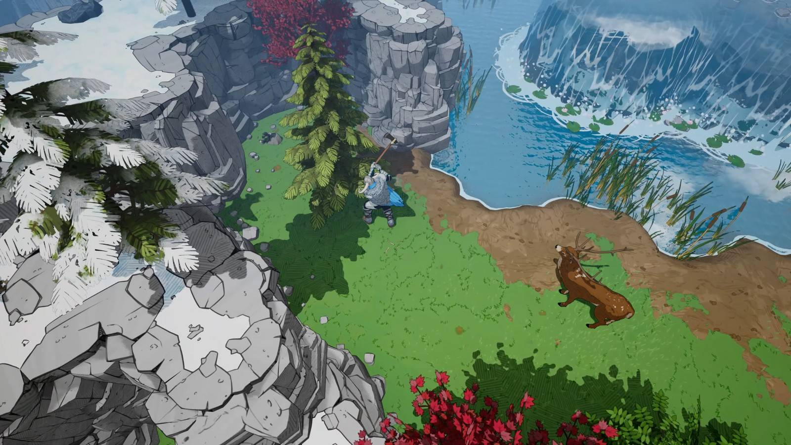 State of Play: Tribes of Midgard muestra su contenido por temporadas y roadmap 4