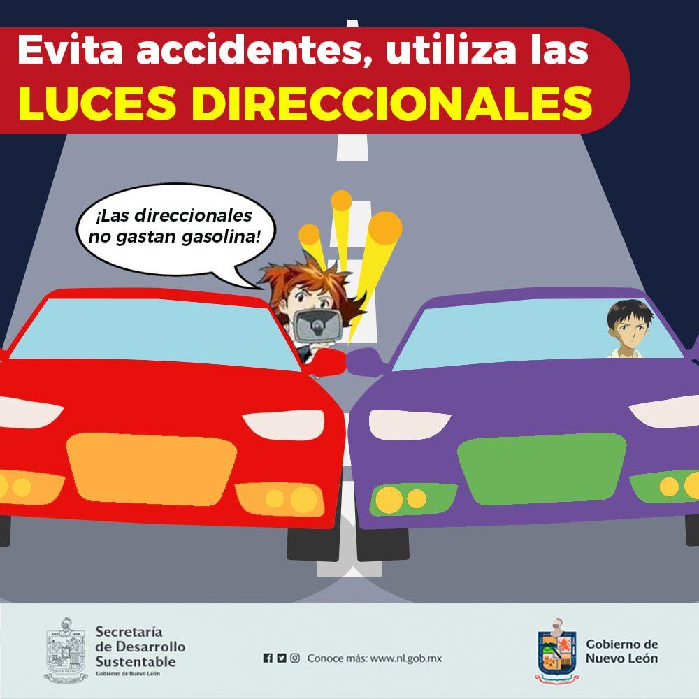 El Gobierno de Nuevo León utiliza a Evangelion para una campaña de educación vial 1