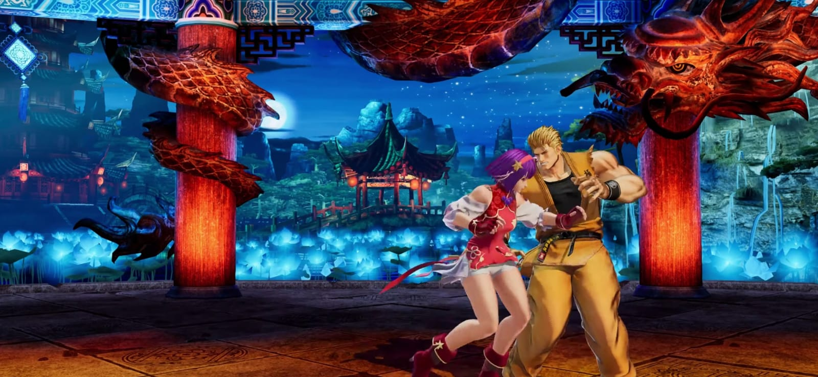 Se confirma a Athena Asamiya en The King of Fighters XV 2