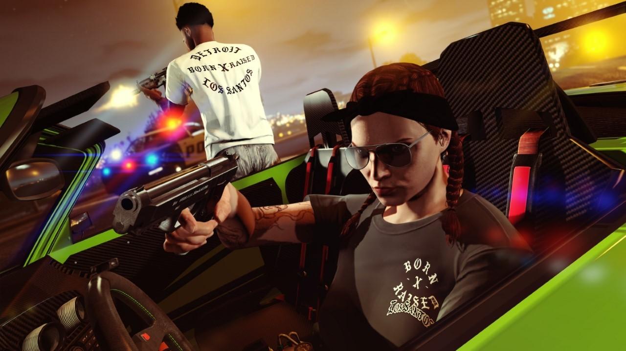 GTA V Online: Lo mejor de la cultura Underground llega el 20 de Julio 4