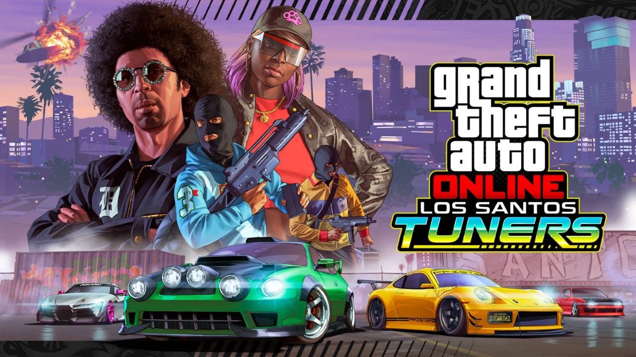 Tuning en Los Santos llega a GTA V Online con nuevas carreras, nuevos contratos, robos y muchas cosas más.