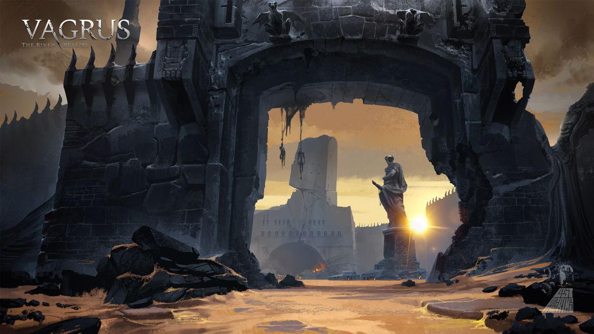 Vagrus: The Riven Realms, conoce este RPG post-apocalíptico por turnos que llegará a Steam 2