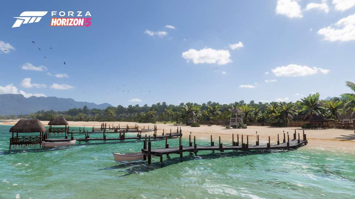 Forza Horizon 5: Conoce los 5 Biomas ubicados en México 2