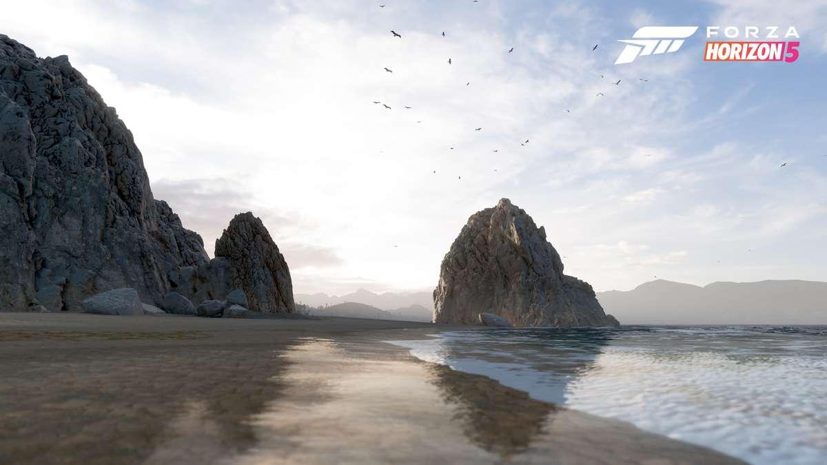 Forza Horizon 5: Conoce los 5 Biomas ubicados en México 7