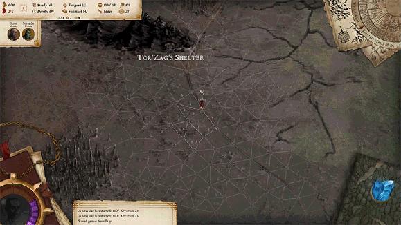 Vagrus: The Riven Realms, conoce este RPG post-apocalíptico por turnos que llegará a Steam 1
