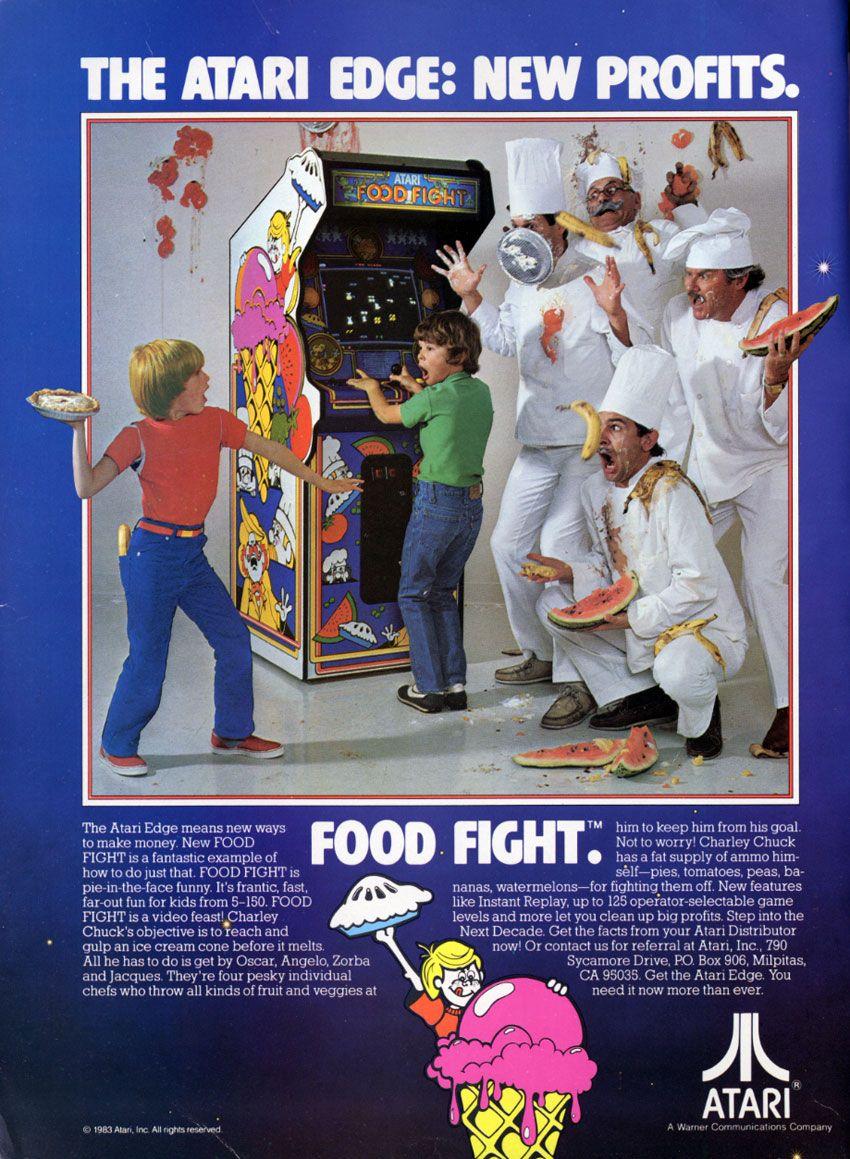 Food Fight tendrá un remake para las actuales consolas y PC en 2022 2