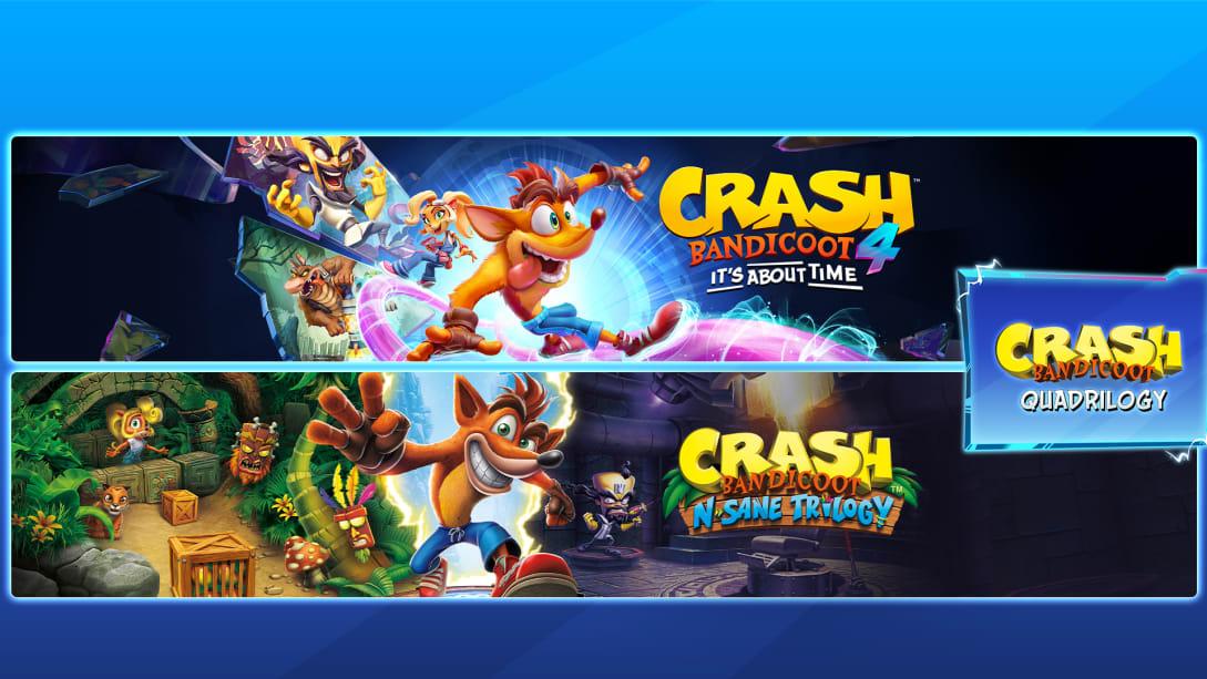Activision presenta dos grandes colecciones de Crash Bandicoot 2