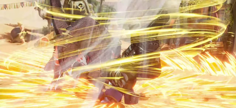 Confirmada la presencia de King of Dinosaurs en The King of Fighters XV 3