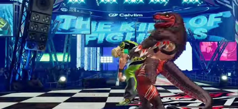Confirmada la presencia de King of Dinosaurs en The King of Fighters XV 1