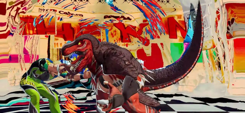 Confirmada la presencia de King of Dinosaurs en The King of Fighters XV 7