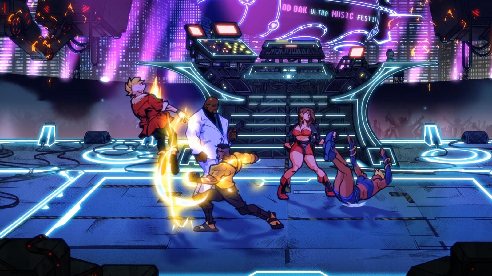 Reseña: Street of Rage 4 + Mr. X Nightmare DLC (Steam) 4