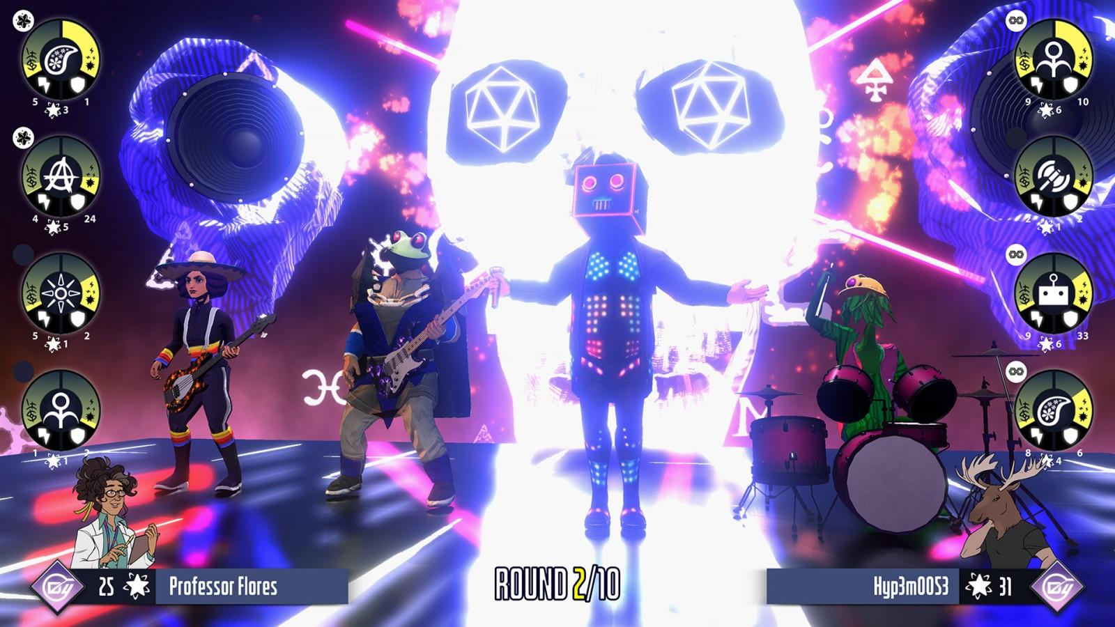 AudioClash: Battle of the Bands tendrá Acceso Anticipado en Steam 1