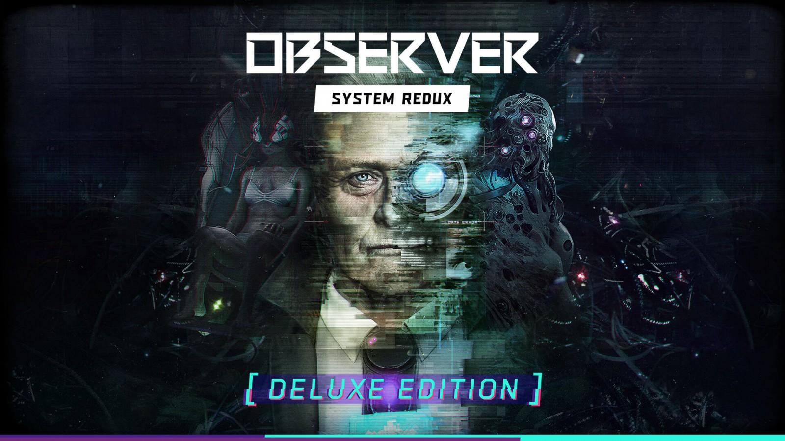 El Thriller Cyberpunk de Bloober Team Observer: System Redux, ya esta disponible en PlayStation 4 y Xbox One.