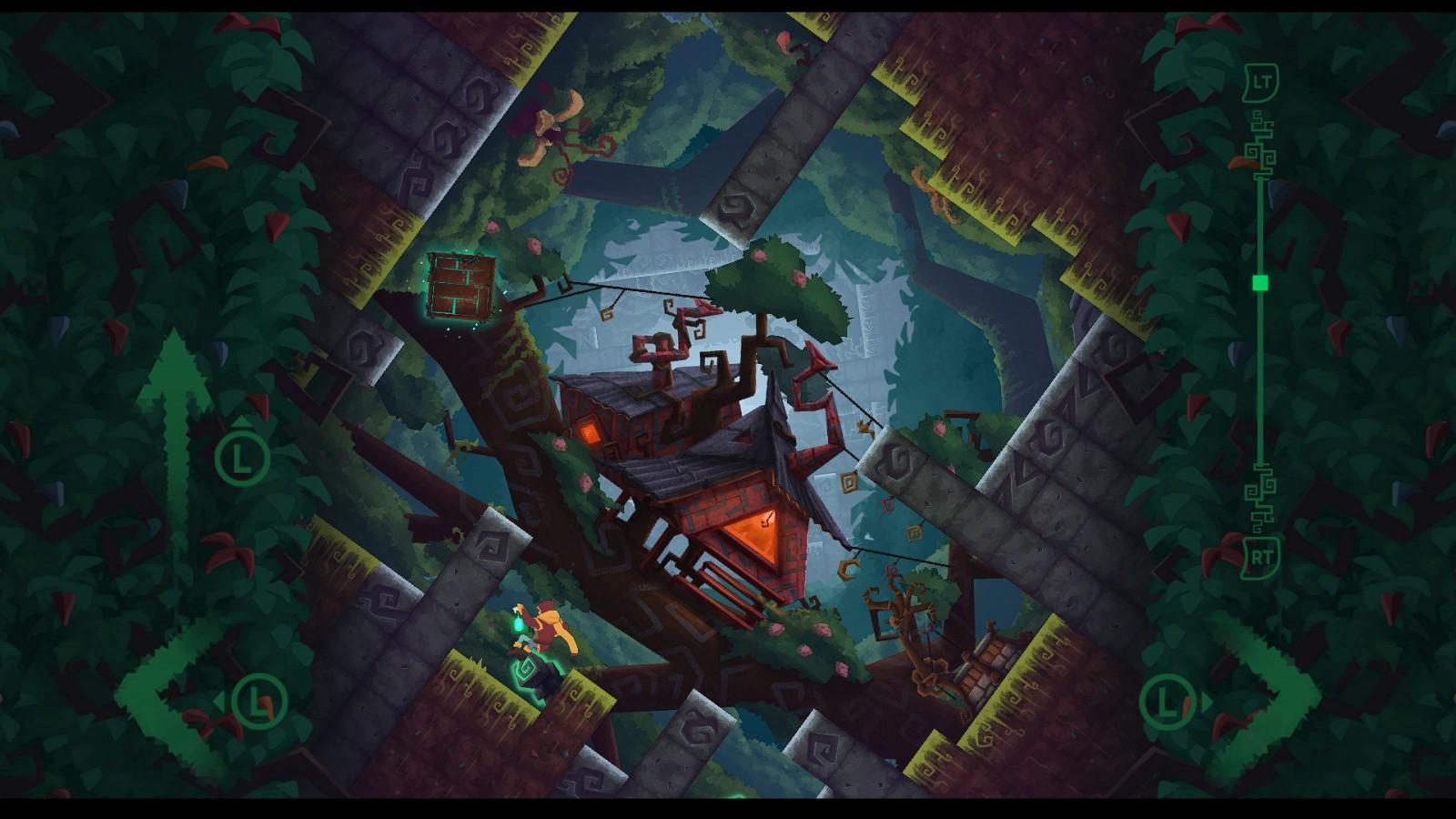 El puzle de aventuras Tetragon revelará sus misterios este 12 de agosto 1