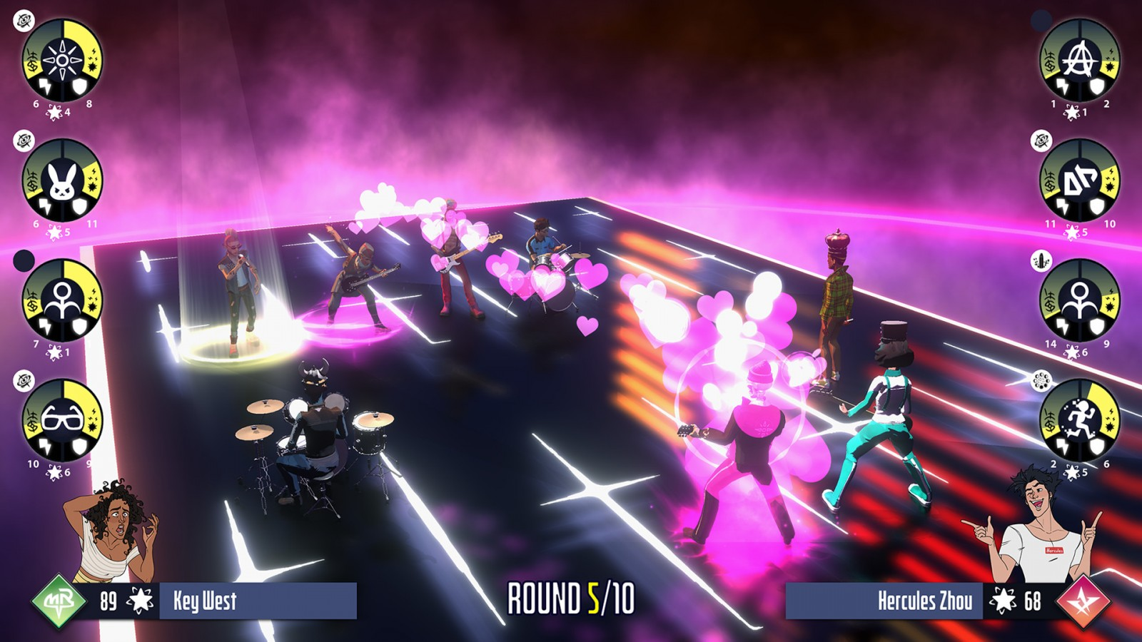 AudioClash: Battle of the Bands tendrá Acceso Anticipado en Steam 3