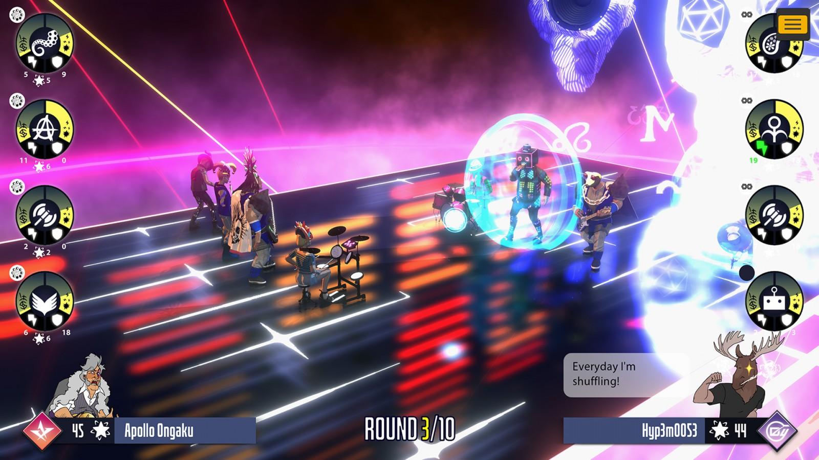 AudioClash: Battle of the Bands tendrá Acceso Anticipado en Steam 2