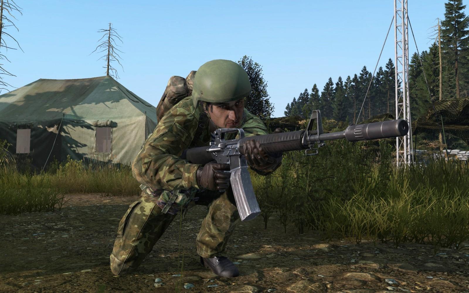 Day Z da la bienvenida al legendario rifle de asalto A12-A2 en actualización 1.13 1