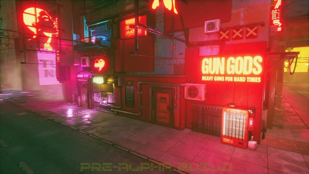 Glitchpunk tendrá acceso anticipado el 11 de agosto 1