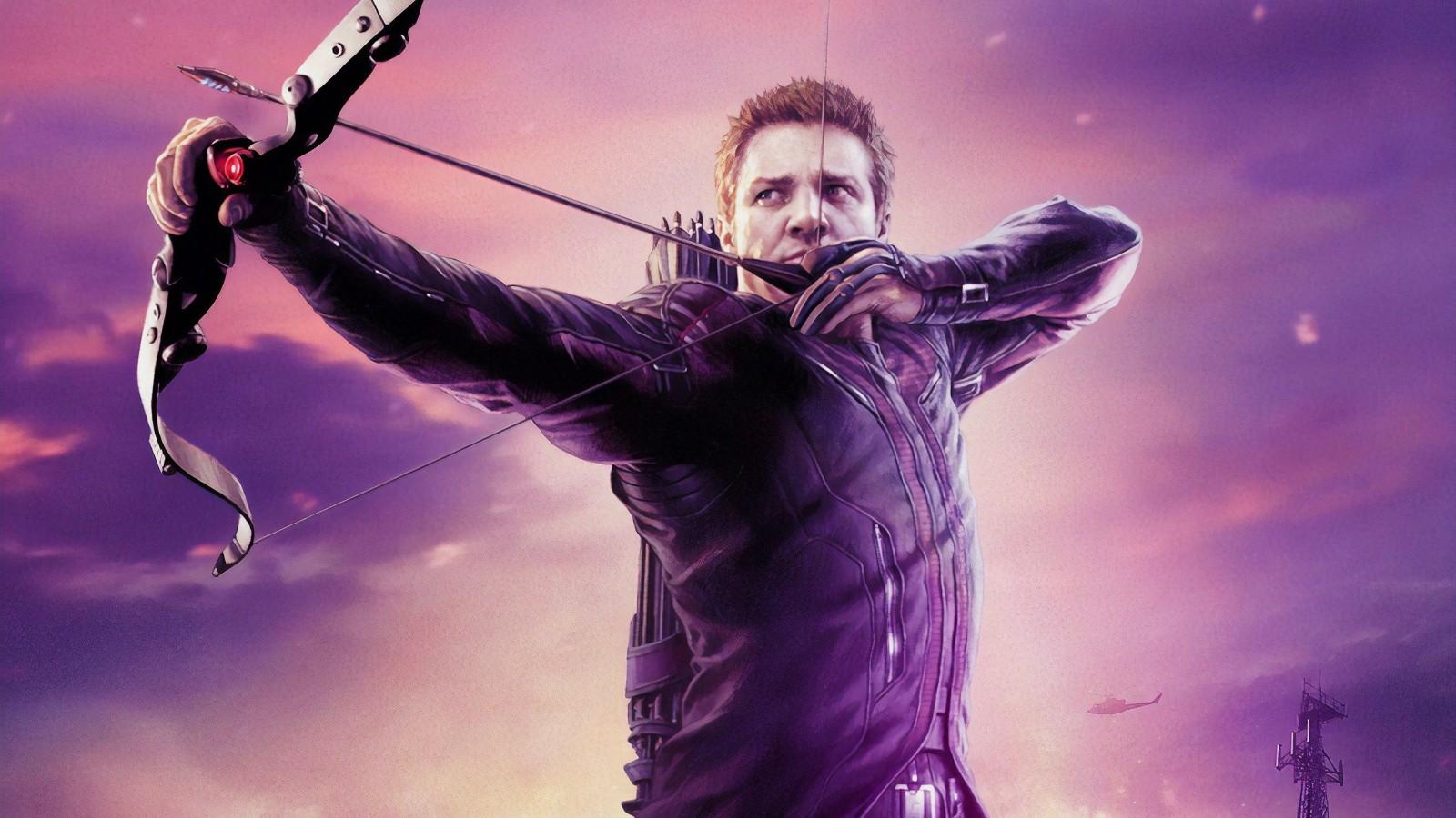 Hawkeye, Jeremy Renner